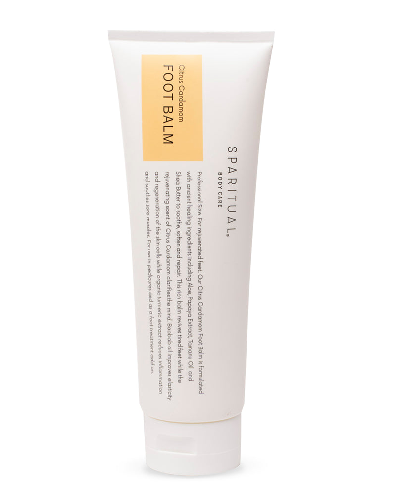 Body Care - SPARITUAL - Foot Balm