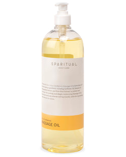 Body Care - SPARITUAL - Massage Oil