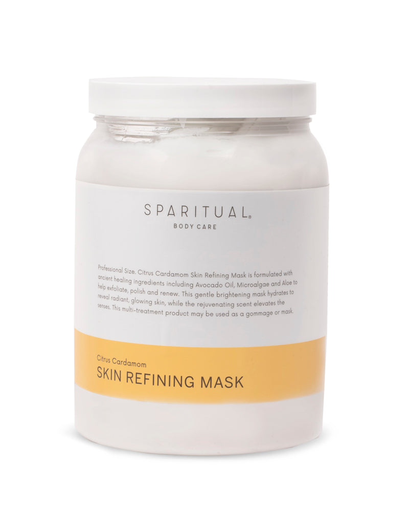 Body Care - SPARITUAL - Skin Refining Mask