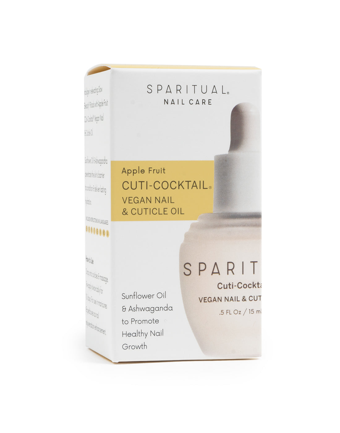 Cuti-Cocktail Vegan Nail & Cuticle Oil