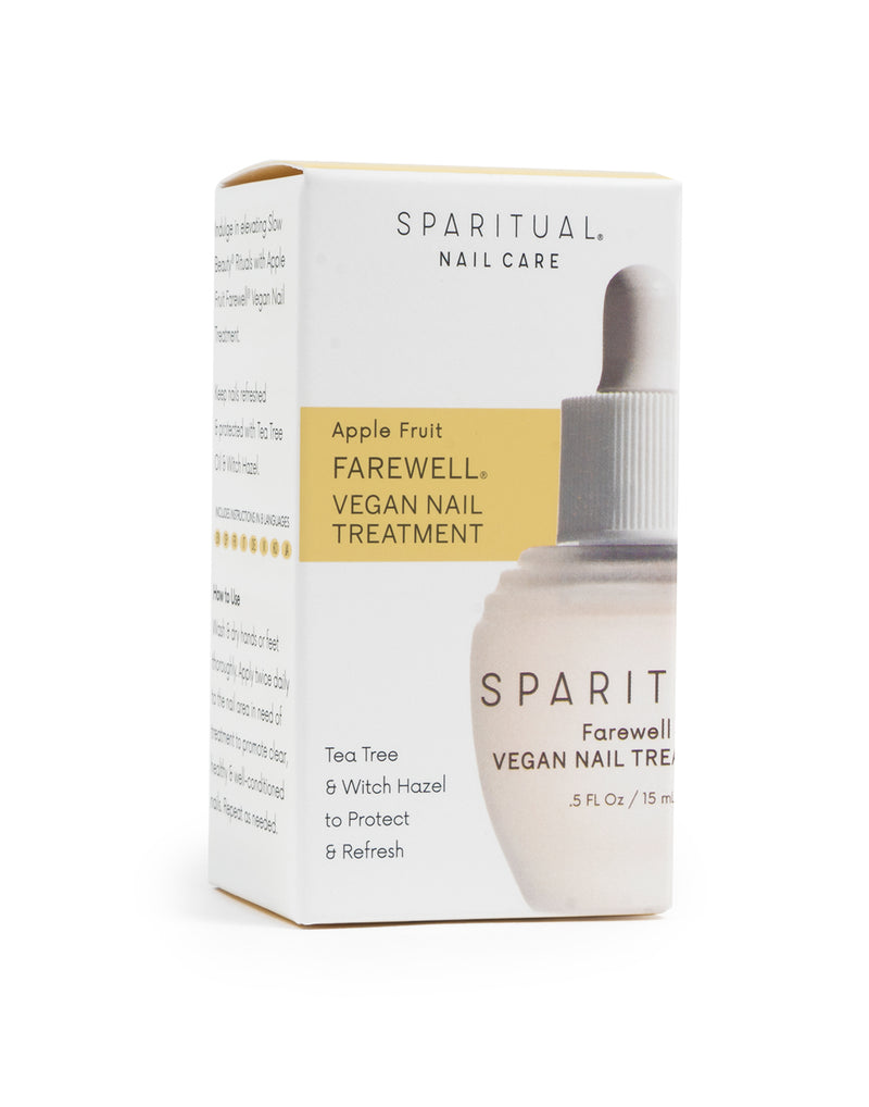 Farewell Vegan Nail Treatment