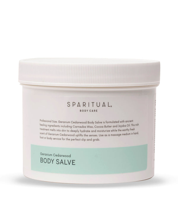 Body Care - SPARITUAL - Body Salve