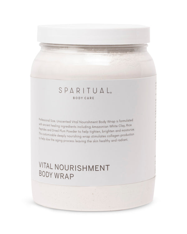 Body Care - SPARITUAL - Vital Nourishment Body Wrap