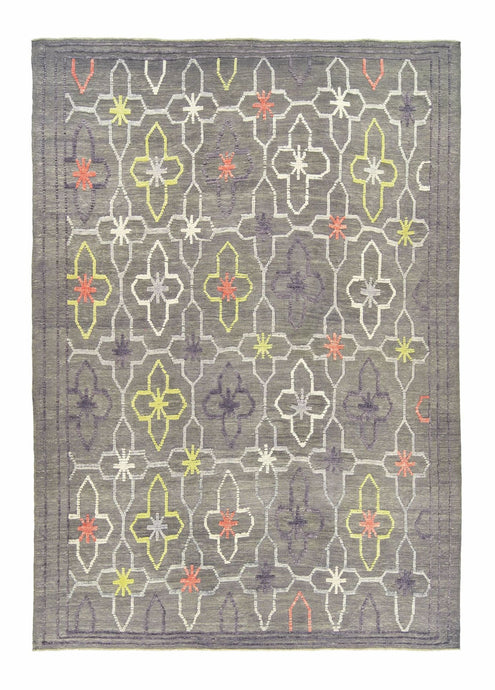 8x12 Contemporary Modern Turkish Area Rug-turkish_rugs-oriental_rugs-kilim_rugs-oushak_rugs