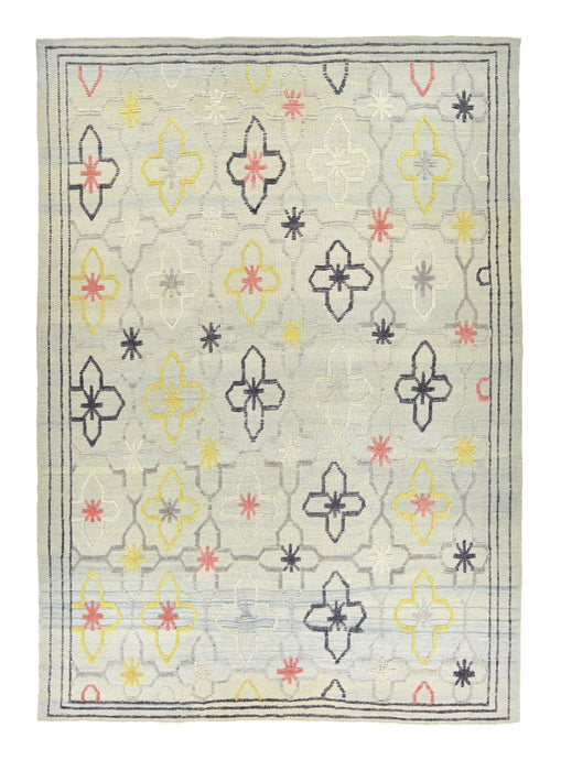 8x12 Soft Modern Turkish Area Rug-turkish_rugs-oriental_rugs-kilim_rugs-oushak_rugs