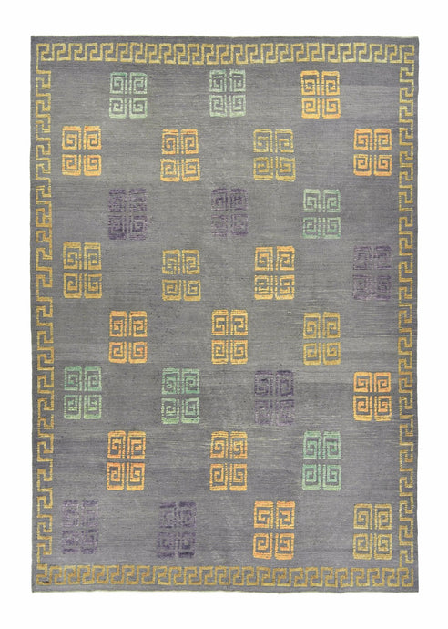 8x13 Contemporary Modern Turkish Area Rug-turkish_rugs-oriental_rugs-kilim_rugs-oushak_rugs
