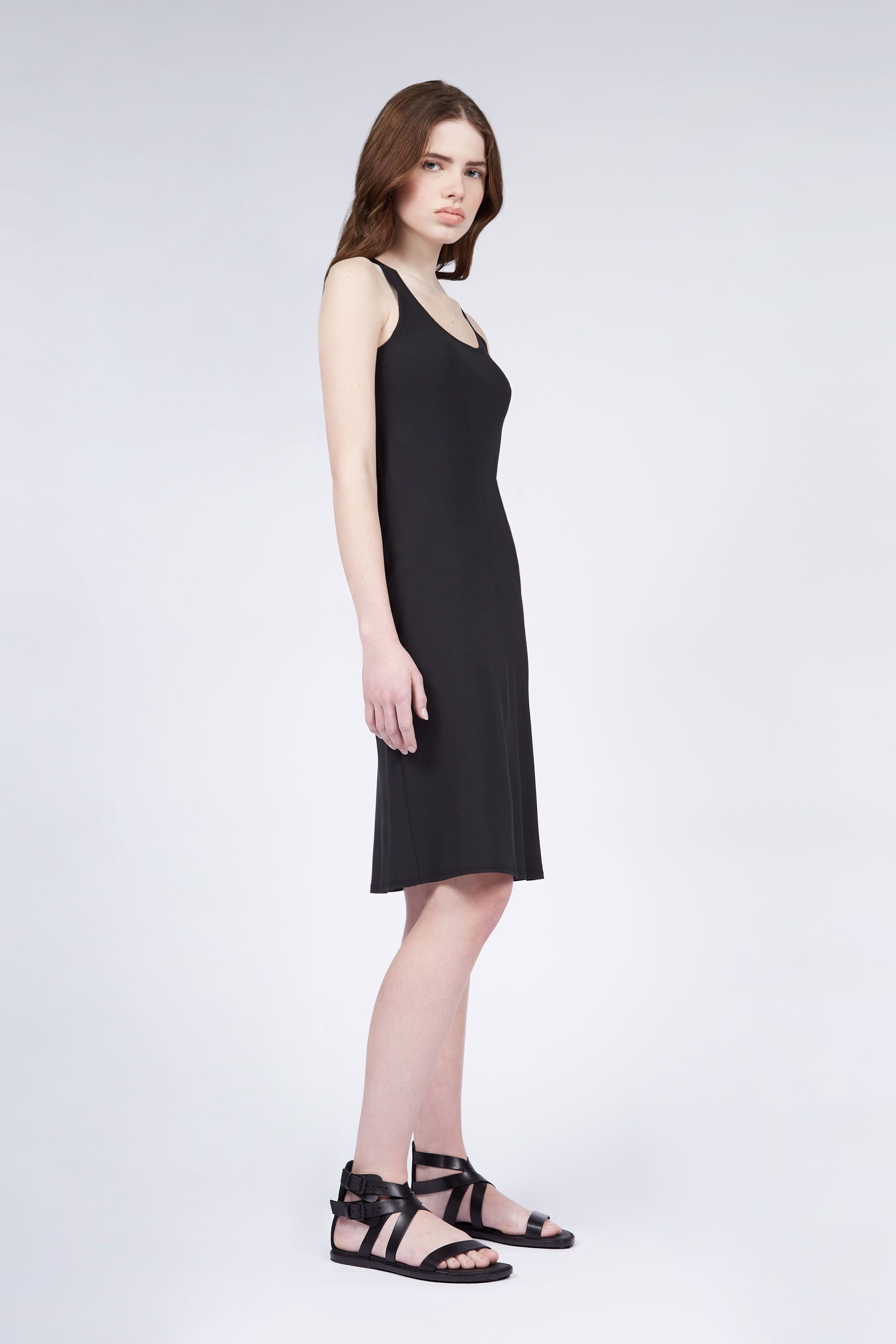 6397 Bias Cut Dress