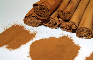 Use cinnamon in size 4 empty gelatin capsules