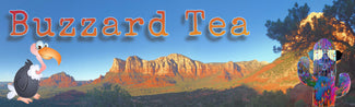 Buzzard Tea home page Banner