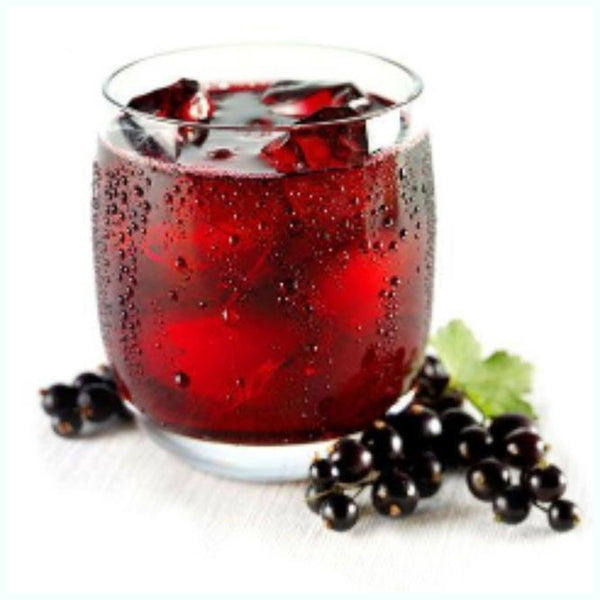Buzzard Tea presents handcrafted gourmet Black blend Black Currant Berry