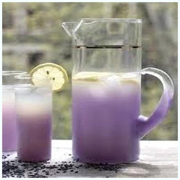 Buzzard Tea presents handcrafted gourmet White blend Lavender Lemonberry Tea
