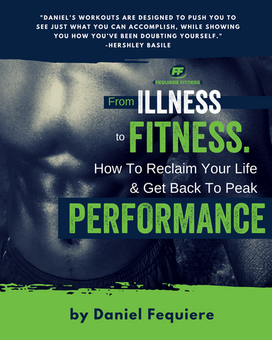 From Illness To Fitness Book
