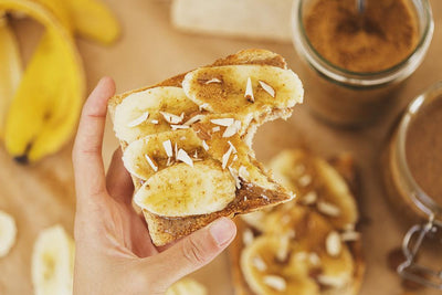 Sleepytime Nut Butter Toast