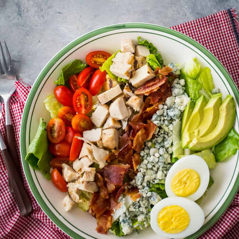CBD Cobb Salad