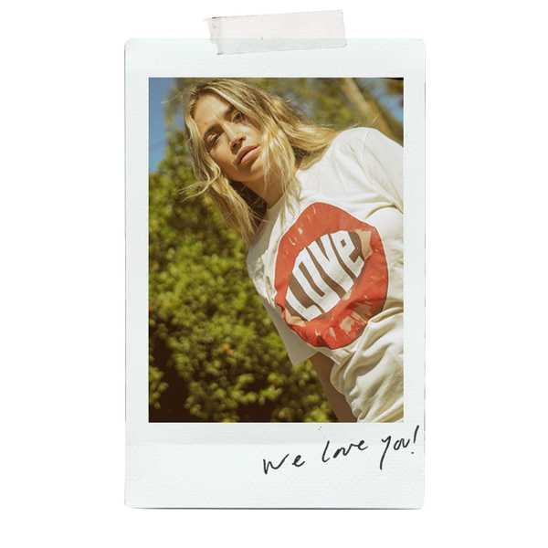 TKT Love Lips T-Shirt