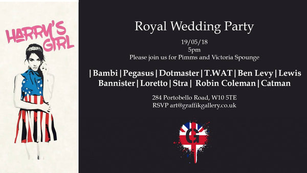 *Royal Wedding Party*