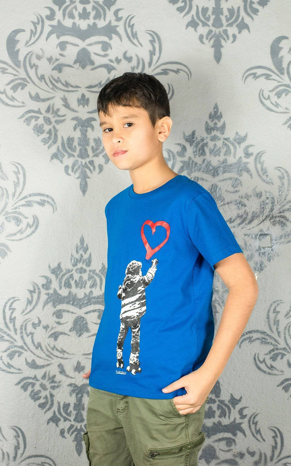 Graffik Gallery Aiko T-Shirt - Kids