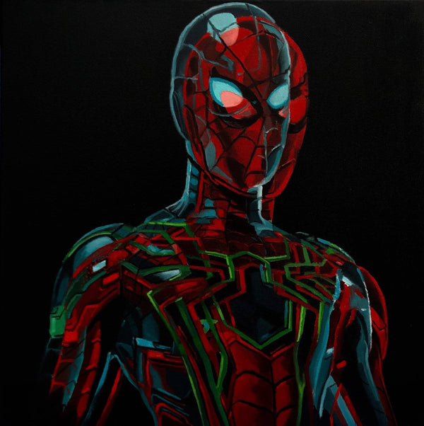 Graffik Gallery Amar Stewart - Spiderman