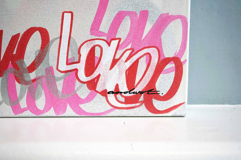 Graffik Gallery And Wot - Spread The Love