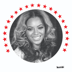 Graffik Gallery Bambi - Beyoncé (from Weapon of Voice)