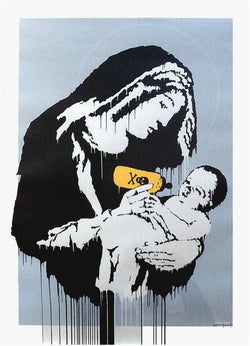 Graffik Gallery Banksy - Toxic Mary - Unsigned