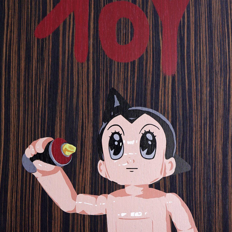 Graffik Gallery Dotmaster - Astro Boy TOY