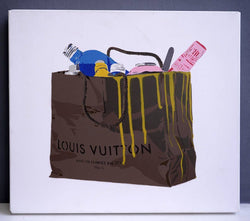 Graffik Gallery Dotmaster - Louis Trash