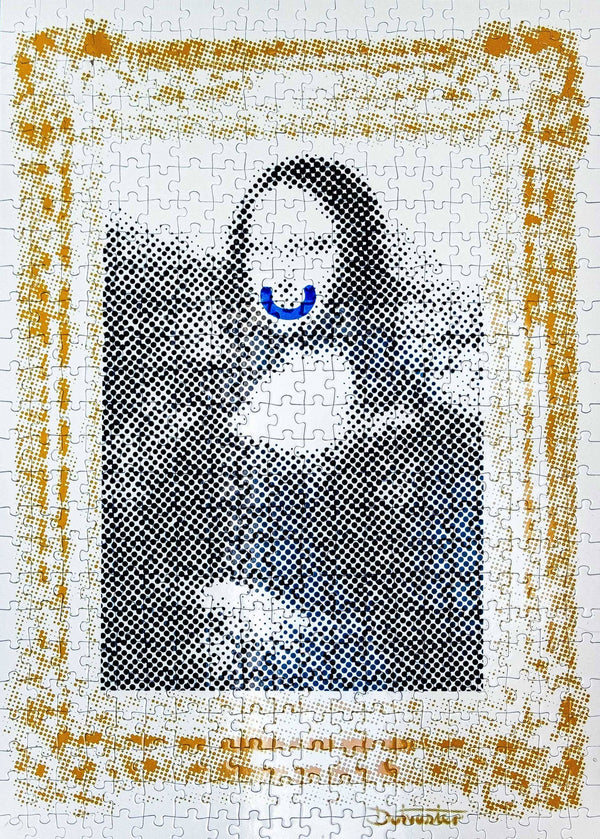 Graffik Gallery Dotmaster - Smile for NHS