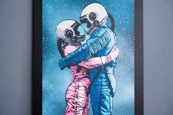 Graffik Gallery Lemak - Cosmic love