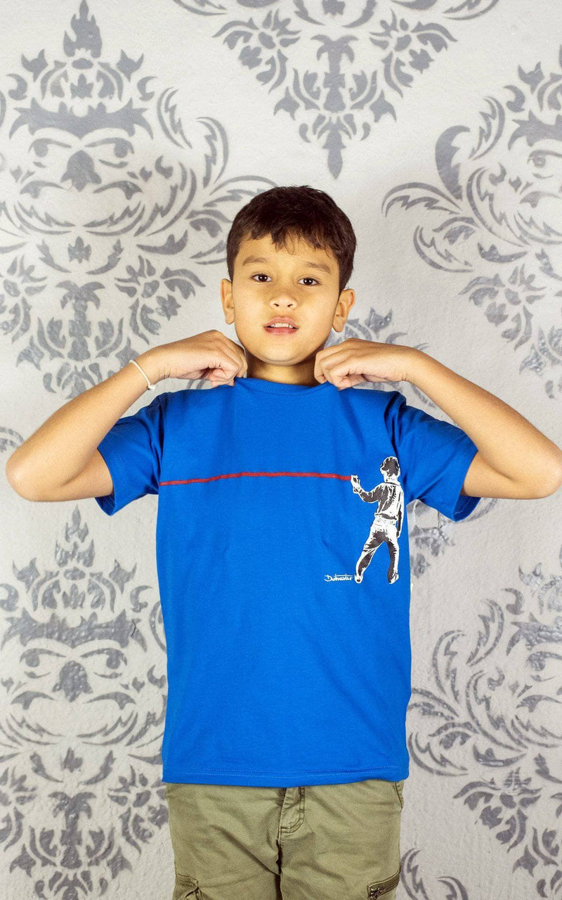 Graffik Gallery Line of destruction T-Shirt - Kids