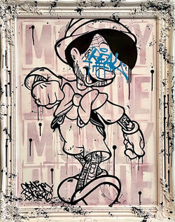 Graffik Gallery Opake - Money Junkie