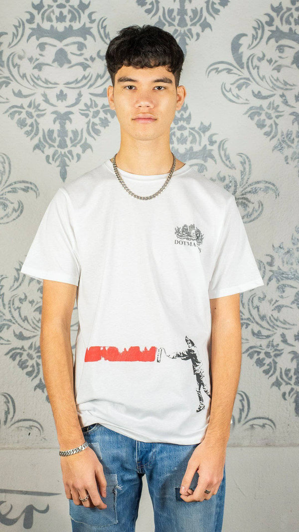 Graffik Gallery Otto Line T-Shirt - Men