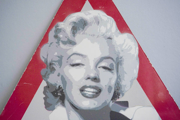 Graffik Gallery Tommy Gurr - Marilyn