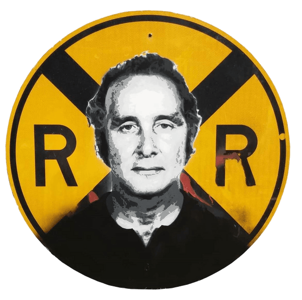 Graffik Gallery Tommy Gurr - Ronnie biggs