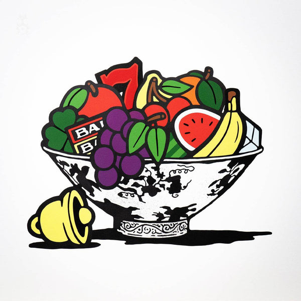 Graffik Gallery TRUST:iCON - Fruity Bowl