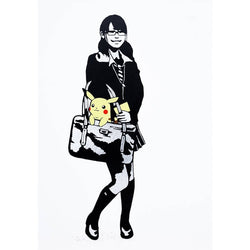 Graffik Gallery TRUST.iCON - Pika pet