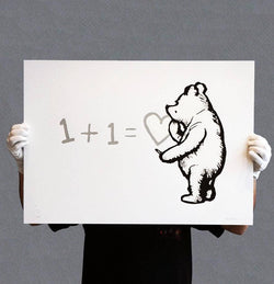 Graffik Gallery TRUST.iCON - Simple Math