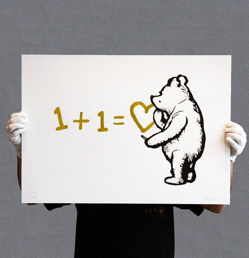 Graffik Gallery TRUST.iCON - Simple Math [A set of 4]