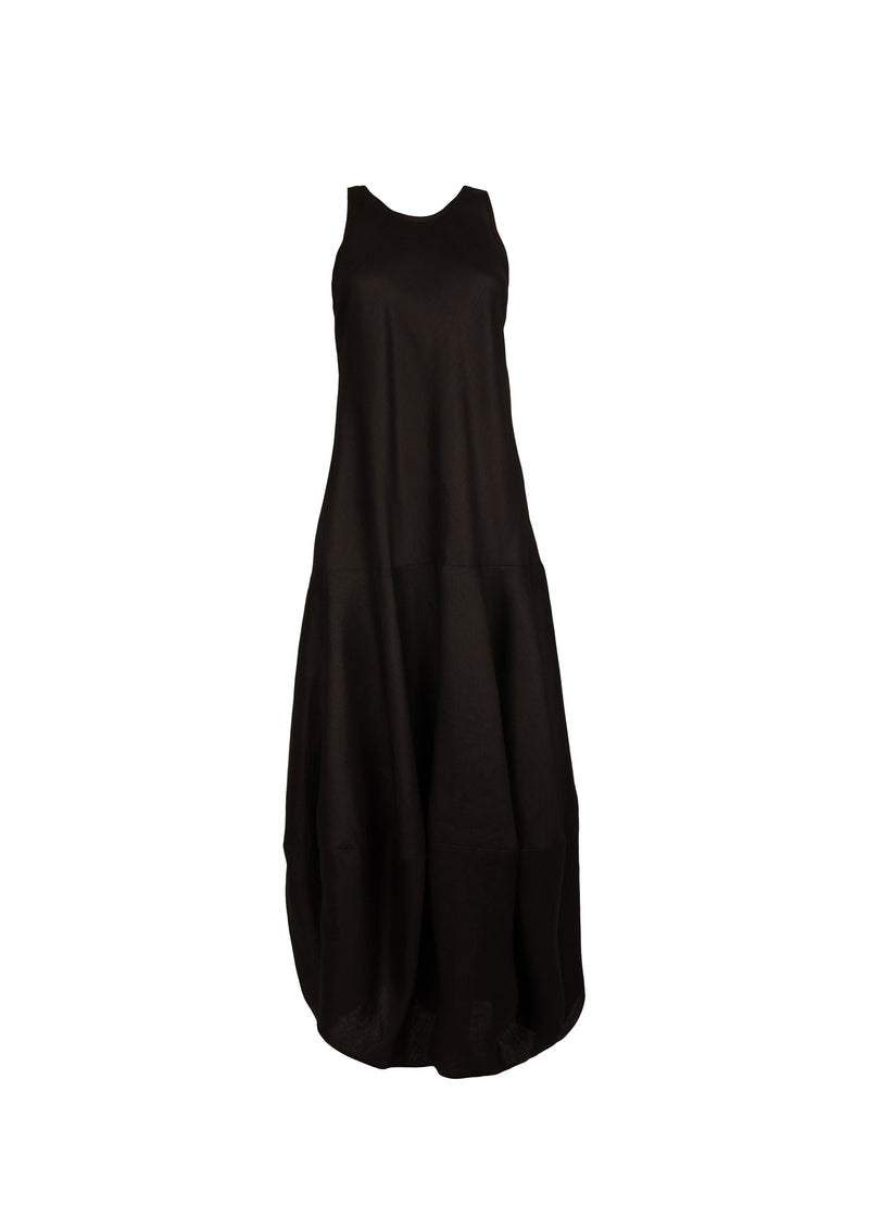 The Drop-Waist Dress in Black