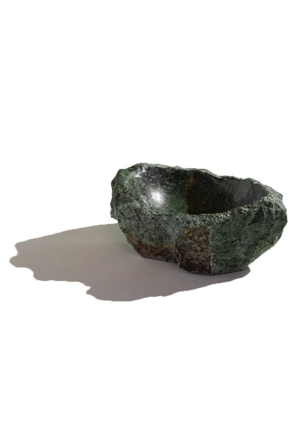 The Serpentinite Bowl