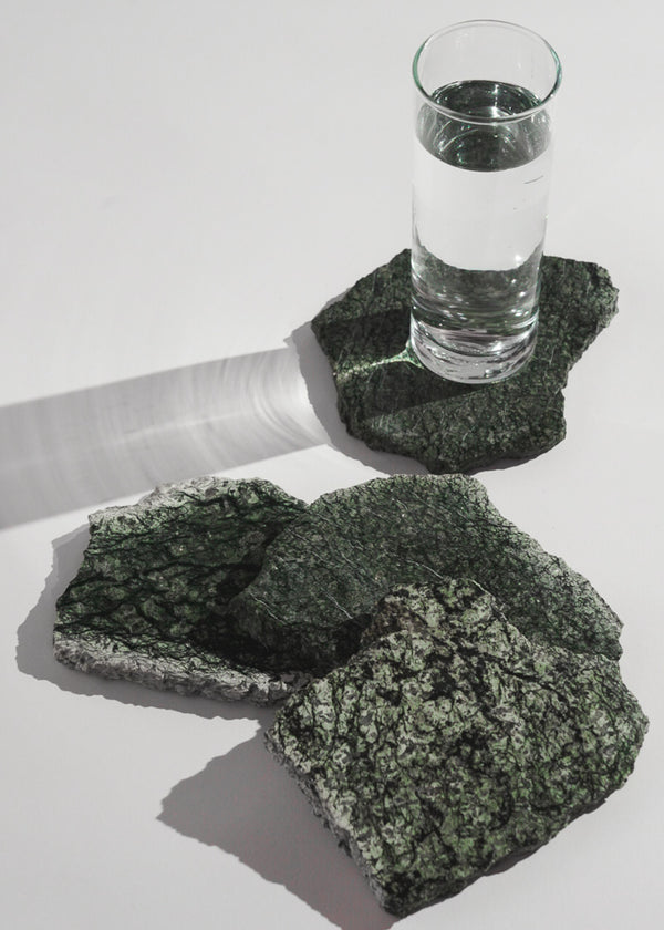 The Serpentinite Coaster
