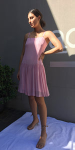 Gigi Dress in Pink