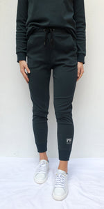 Love Track Pants in Charcoal