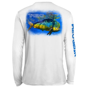 Classic Mahi Reflection UV Performance White