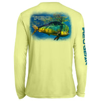 Classic Mahi Reflections UV Performance Yellow