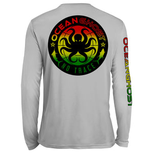 Rasta Logo UV Performance Grey