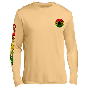 Rasta Logo UV Performance Peach