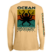Surfboards Color Block UV Performance Peach