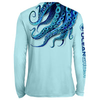 Tentacles UV Performance SkyBlue