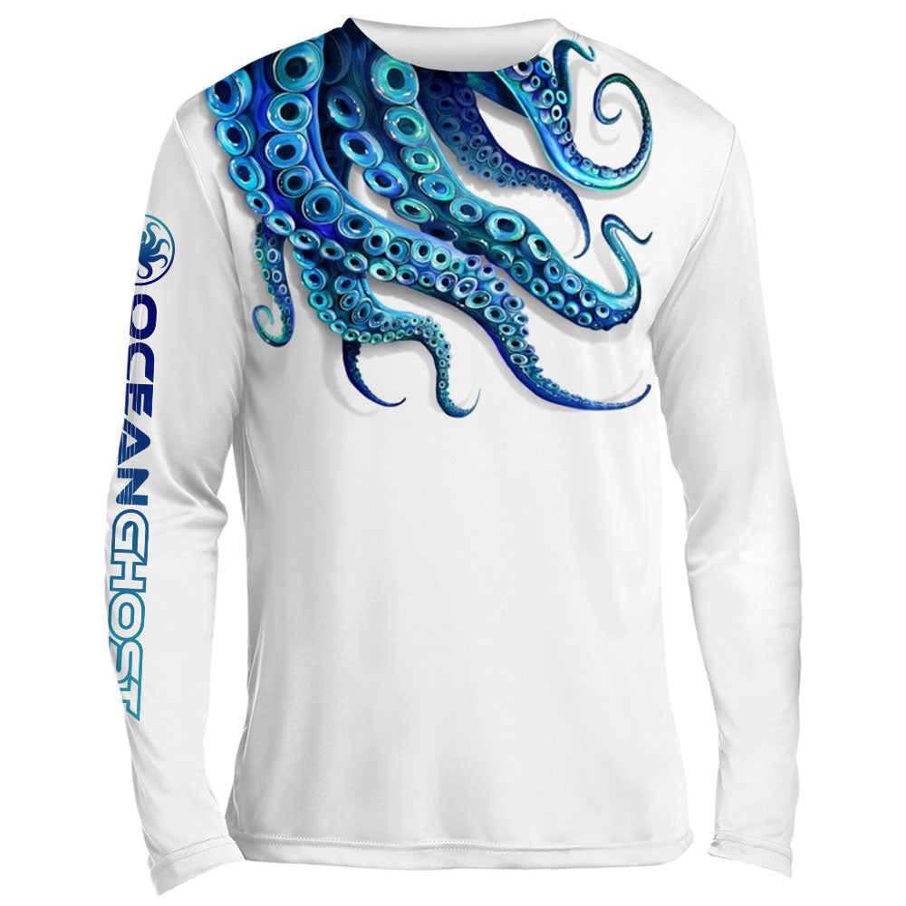 Tentacles UV Performance White